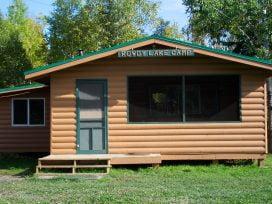 Rowdy Lake Camp Cabin