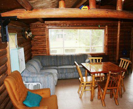 Spacious Cabin Interior